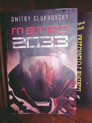 """Dimitry Glukhovsky, """"Metro 2033"""""""