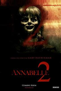 Annabelle 2 ( Creation) - Recenzie
