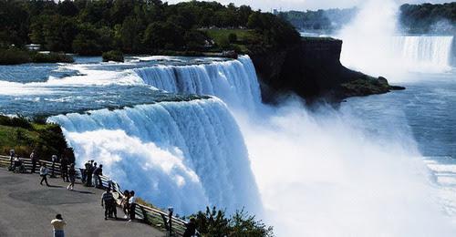Ngày ở Niagara fall