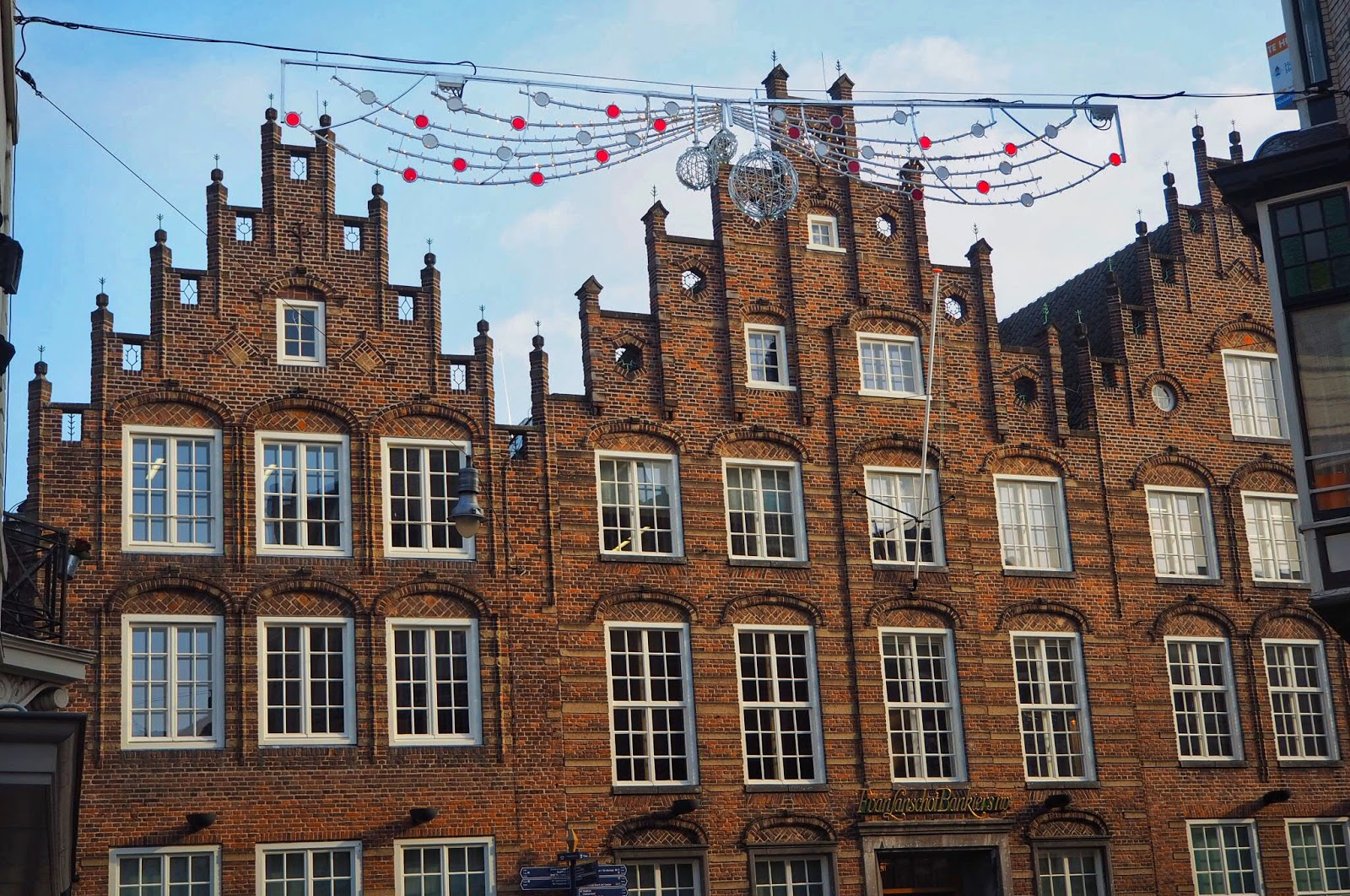 festive shopping in Den Bosch