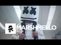 Terjemahan Lirik Lagu Marshmello - Alone