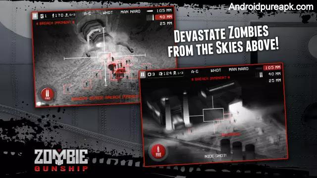 Zombie Gunship Mod Apk
