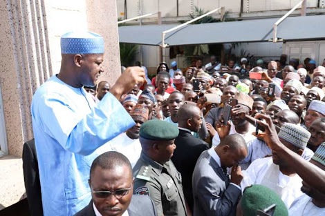 CONFIRMED: Speaker Dogara Decamps, Picks PDP Forms