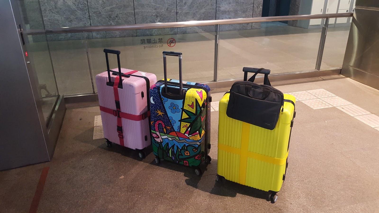 29吋行李箱3卡