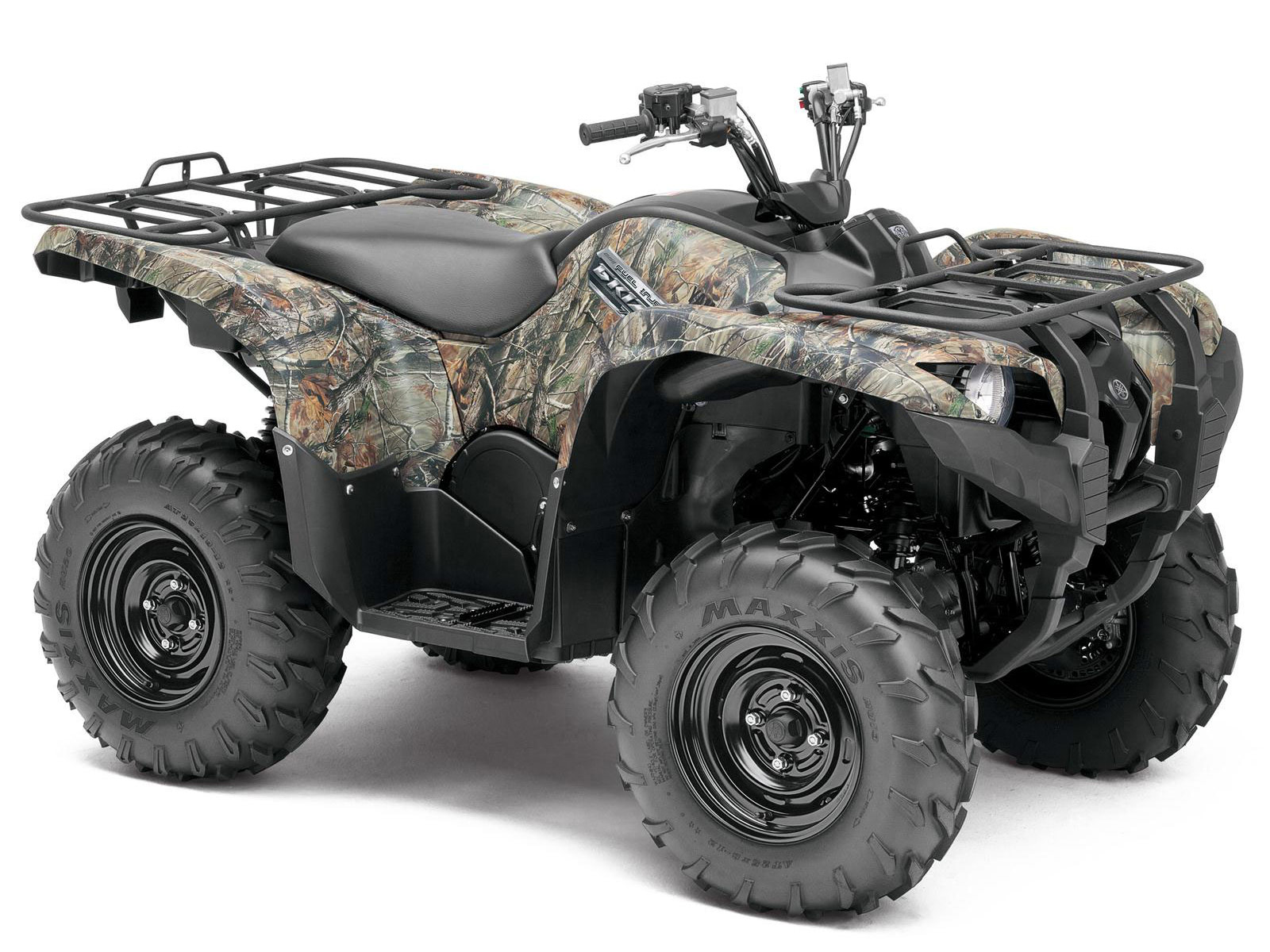 2013 grizzly 700 fi auto 4x4 yamaha atv pictures specs. Black Bedroom Furniture Sets. Home Design Ideas