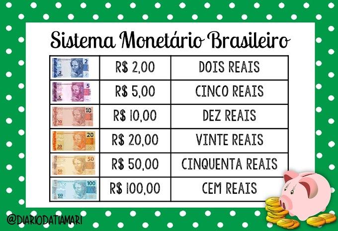 Atividade - Sistema Monetário
