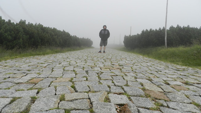 Spontaniczny wypad w góry - Sniezka 07.2017  Poszukujac raju