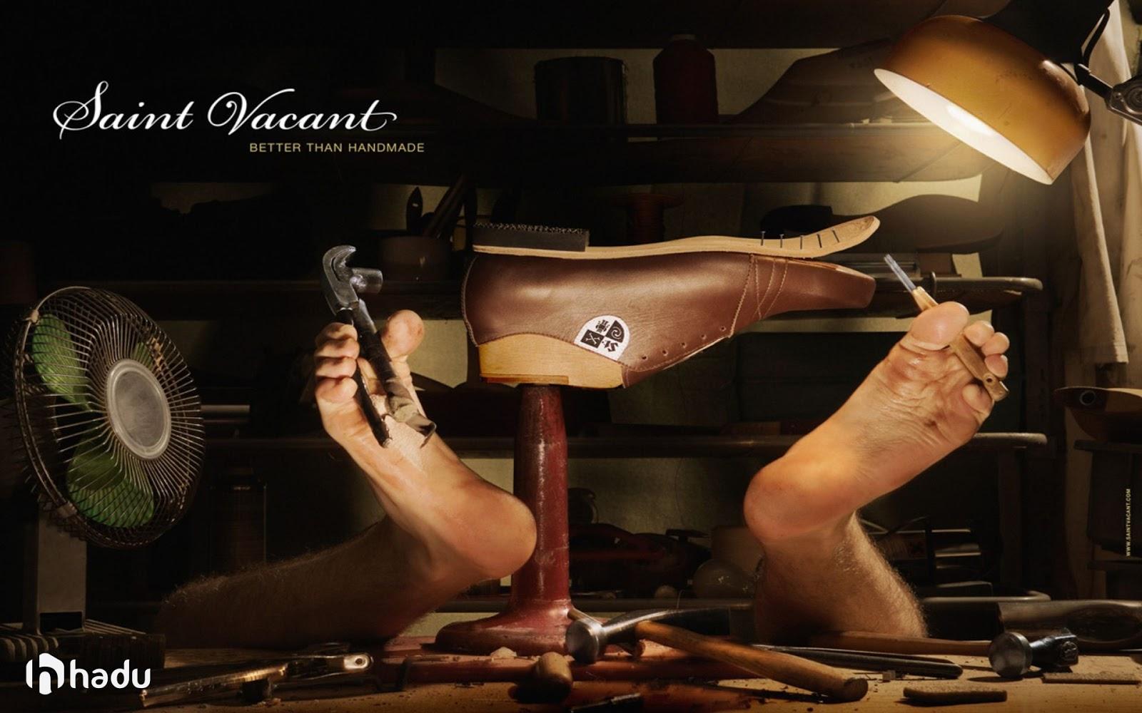 Saint Vacant Shoes
