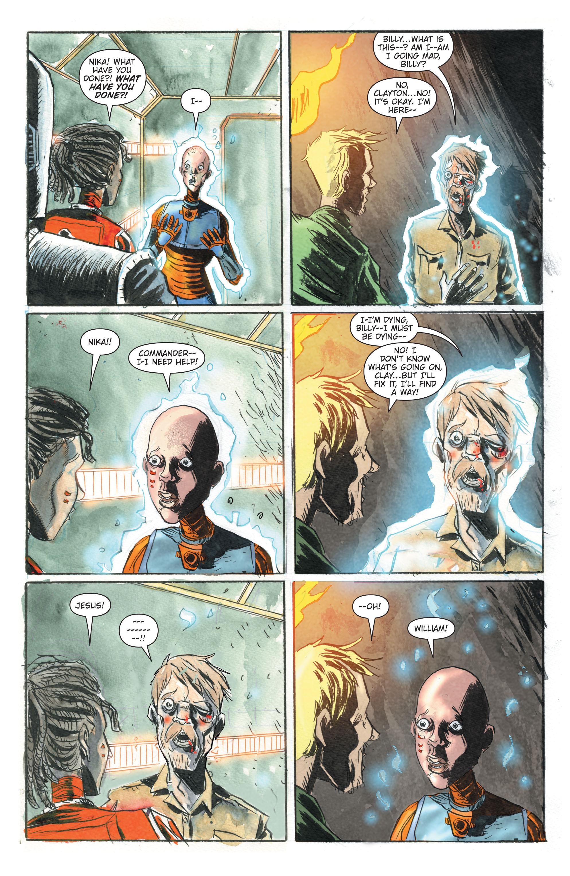 Read online Trillium comic -  Issue # TPB - 90