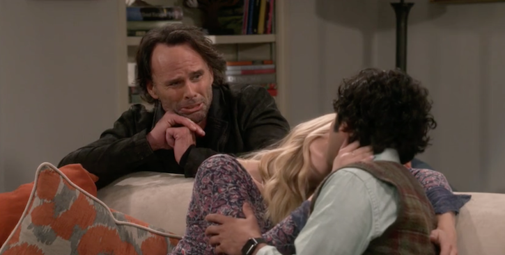 """The Big Bang Theory - The Separation Triangulation - Review: """"Stuck in the Middle"""""""