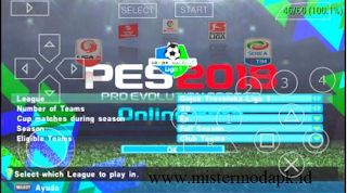 Download PES Army 2018 PSPISO + Save Data Update Mod Texture By Angga Pratna Terbaru