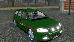 Opel Astra G 1999 car mod