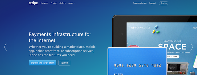 Stripe: payment infrastructure for the internet