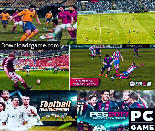 Download  football games free