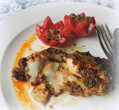 Cod Fillets with Chili & Lime