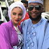 """Lagos meet Kano! """"I bless the day I slid into that DM"""" - Yoruba man is totally smitten with his very beautiful Hausa bride (PHOTOS)"""