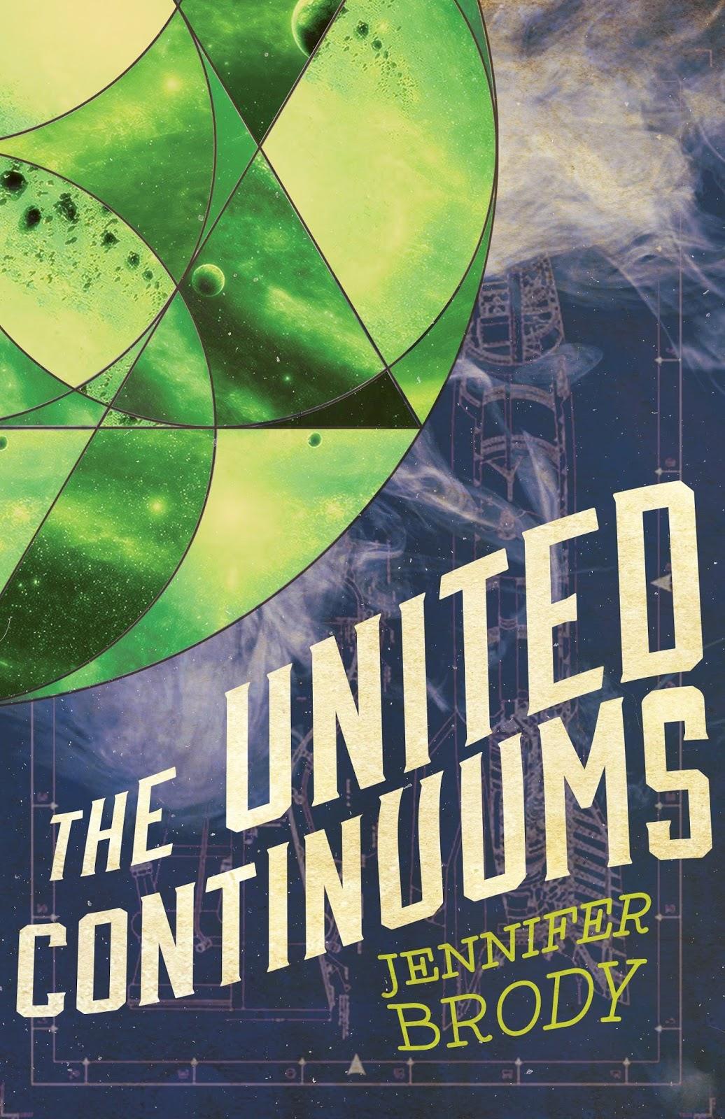 Jennifer Brody  The United Continuums: The Continuum Trilogy Book 3   Published By Turner (july 11, 2017)  Isbn13: 9781681622637