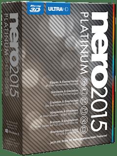 Nero 2015 Platinum v16.0.05000 Final Crack Full Working [LATEST]