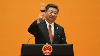 Chinese President , Xi Jinping, wine, Kweichow Moutai