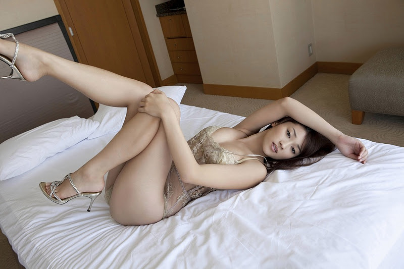 Mikie Hara Asian Brunette Linge Eurobabeindex 1