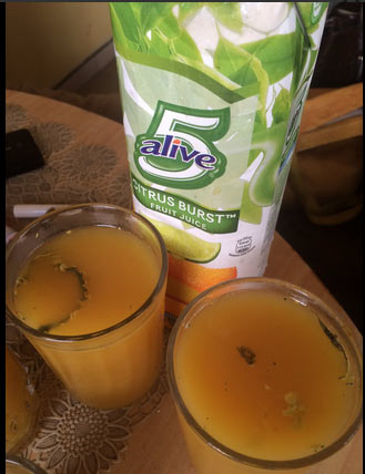 Again, see what someone discovered inside 5alive juice
