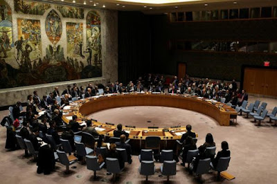 6 New Countries Entered to the United Nations Security Council