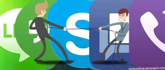 Hablemos sobre algunas de las competencias de Skype