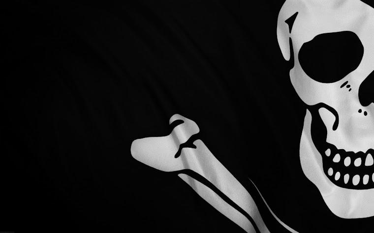 skulls pirates flags skull and crossbones 3360x1050 wallpaper Art HD
