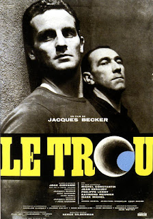 La evasión, Jacques Becker, 1960, Le trou
