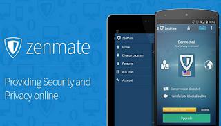 Cara Mendapatkan Akun VPN Premium Gratis Di Aplikasi ZenMate