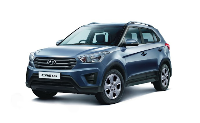 hyundai creta Executive Edition