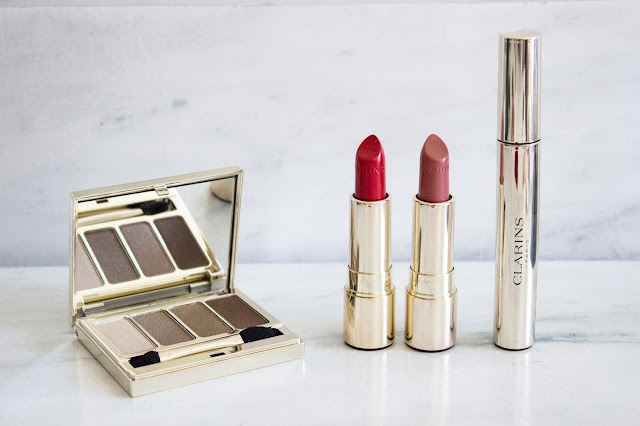 collection automnale Clarins