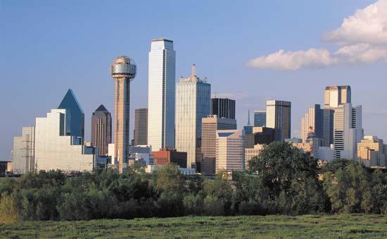 Dallas Fort Worth International Airport Leave Car
