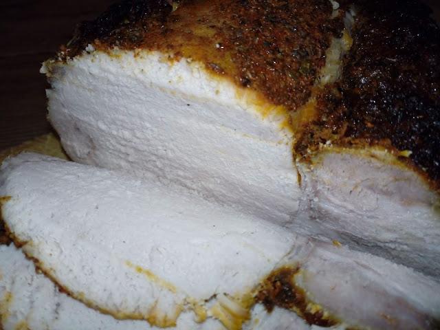 schab pieczony w mleku schab z piekarnika domowa wedlina schab z pieca schab na kanapki