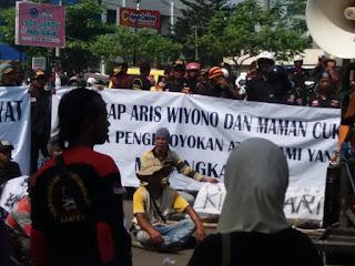 Nace Permana Menolak Serikat Tani Telukjambe Bersatu & Program Wanatani Nusantara