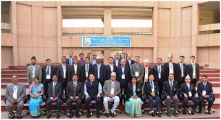 Training of 2nd group of Nepalese Officers at NACIN Started