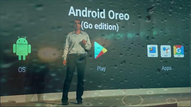 نظام اندرويد اوريو Go Edition سرعة عالية للهواتف الضعيفة من جوجول