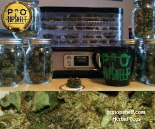 Dehydrated Cannabis