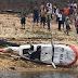 FLAGRANTE: Vídeo mostra exato momento da queda de helicóptero em MG, assista
