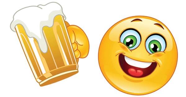 Beer Smiley | Symbols & Emoticons  Beer Smiley | S...