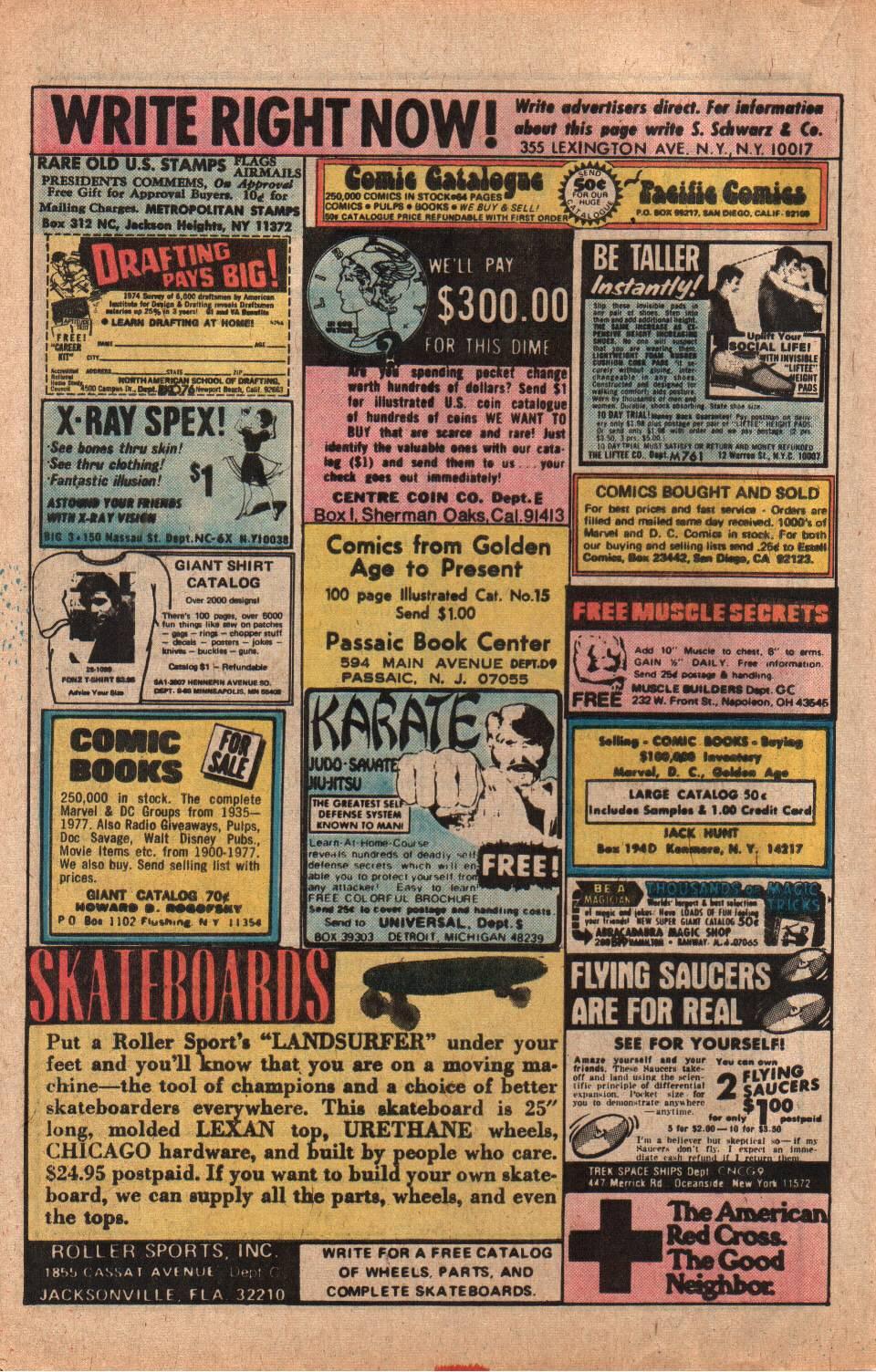 Read online Shazam! (1973) comic -  Issue #25 - 24