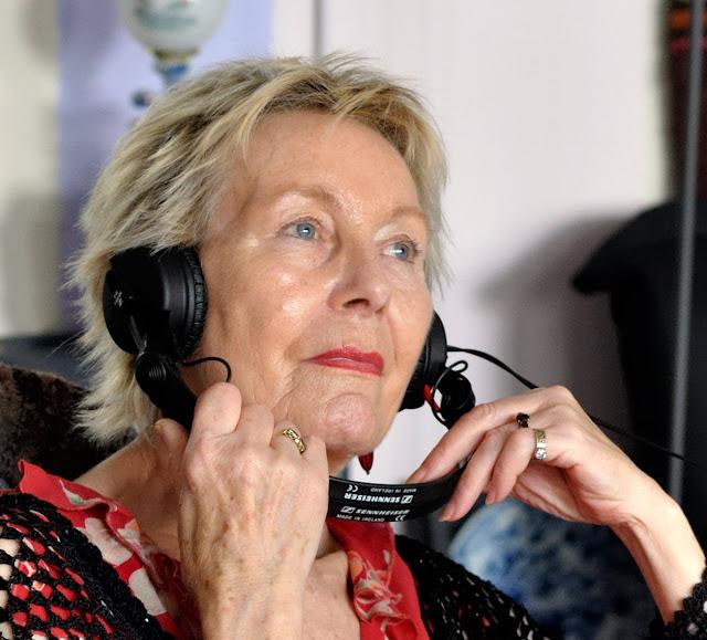 Brunhild Meyer-Ferrari te gast op het Kraakfestival