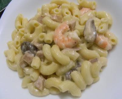 Resepi Macaroni Cheese