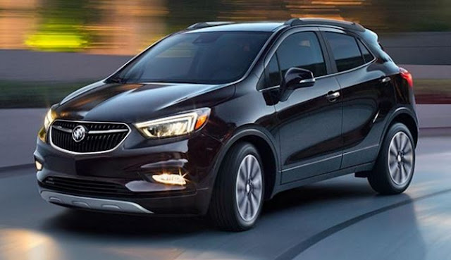 2018 Buick Encore Specs, Design, Price And Release Date