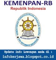 Lowongan Kerja KEMENPAN-RB