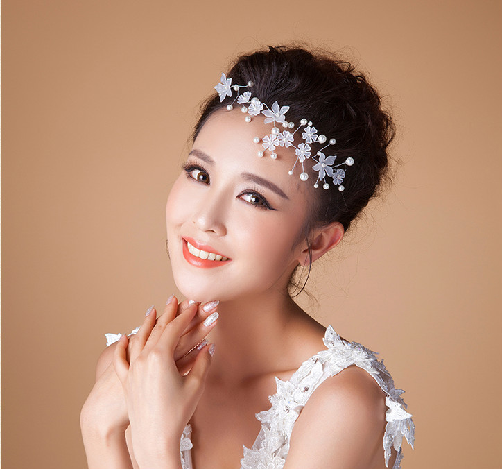 Wedding Hairstyle Korean