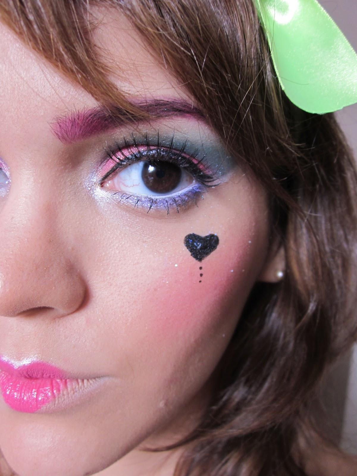 Maquiando: Make Boneca Para O Carnaval