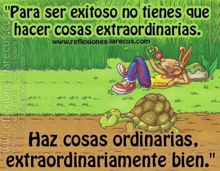 La liebre y la tortuga  Una tortuga y una liebre siempre discutían sobre quién era más rápida. Para dirimir el argumento, decidieron correr una carrera.  Eligieron una ruta y comenzaron la competencia.