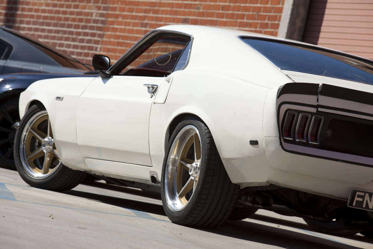 1969 ford mustang by anvil from fast furious 6. Black Bedroom Furniture Sets. Home Design Ideas