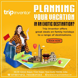 Book holiday tour packages with Trip Inventor